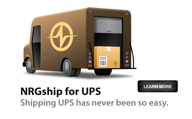UPS Shipping Software for Mac