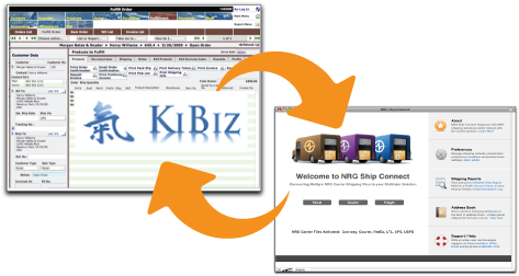 Kibiz Shipping Integration